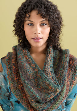 Port Chester Cowl Pattern (Knit)