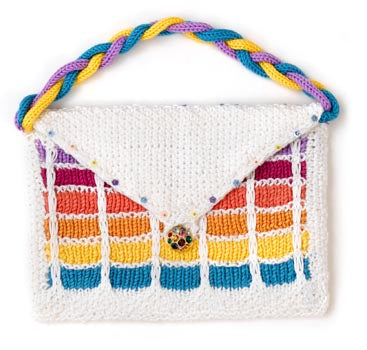 Rainbow Bag Pattern (Knit)