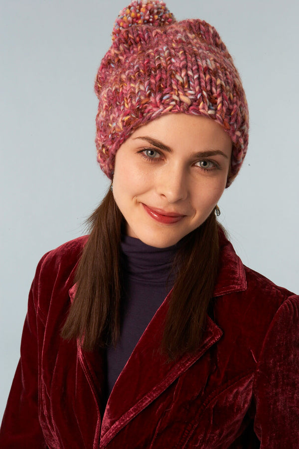 Rectangle Hat Pattern (Knit)