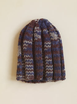 Ribbed Hat Pattern (Knit)