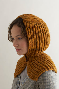 Seasonably Chic Hood Pattern (Knit)