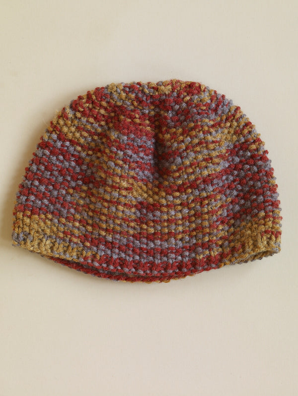 Seed Stitch Hat Pattern (Knit)