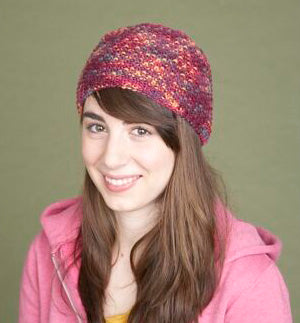 Seed Stitch Hat (Knit)