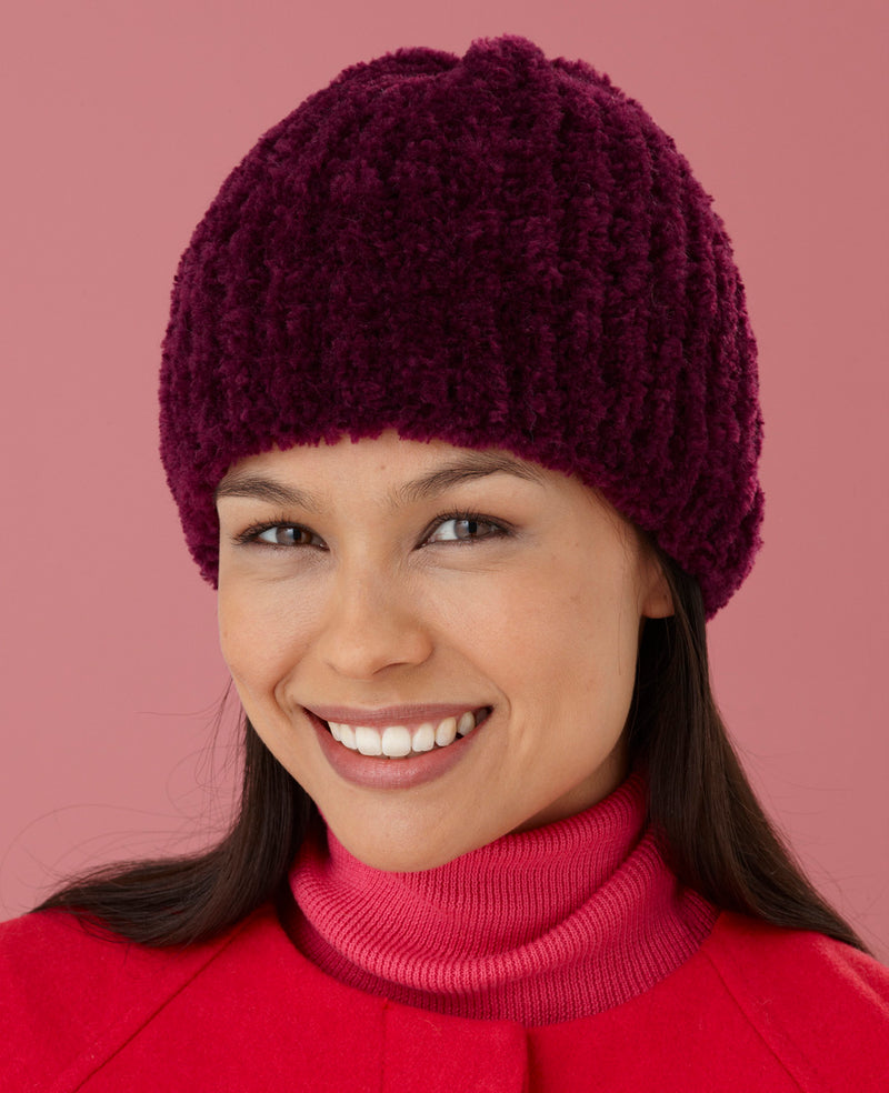 Simple Cozy Hat (Knit)