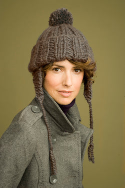 Snowstorm Hat Pattern (Knit)