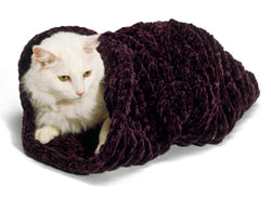 Spool Knit Cat in a Bag Pattern