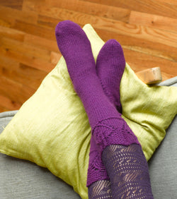Sweet Home Socks (Knit)