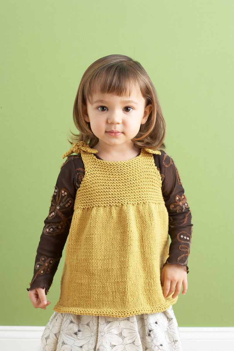 Tea Party Top Pattern (Knit)
