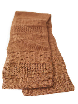 The Road Scarf Pattern (Knit)