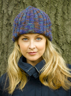 Toboggan Hat Pattern (Knit)