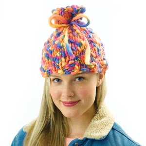 Tube Hat Pattern (Knit)