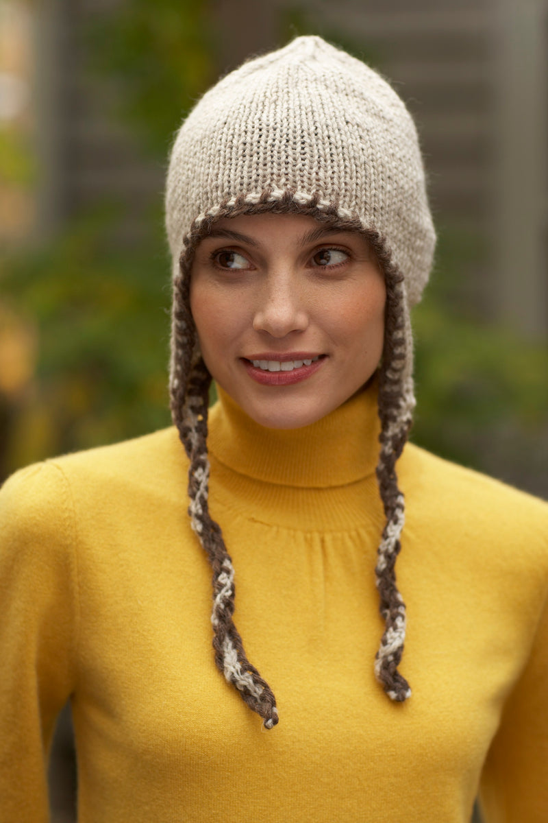 Warm Up Hat Pattern (Knit)
