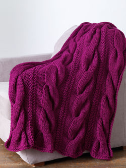 Willow Creek Throw (Knit)