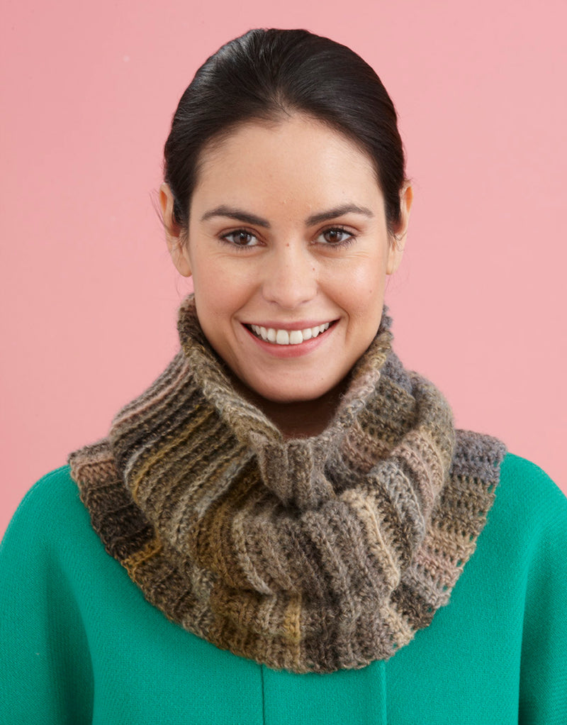 Fast And Easy Cowl (Crochet)
