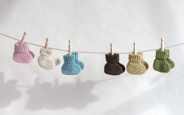 Booties (Knit)