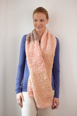 Simple One Ball Scarf (Knit)