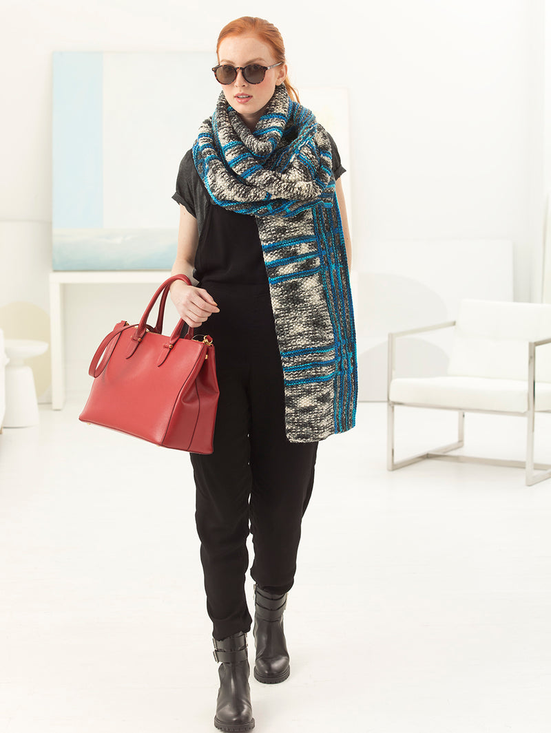 Theia Super Scarf (Knit)