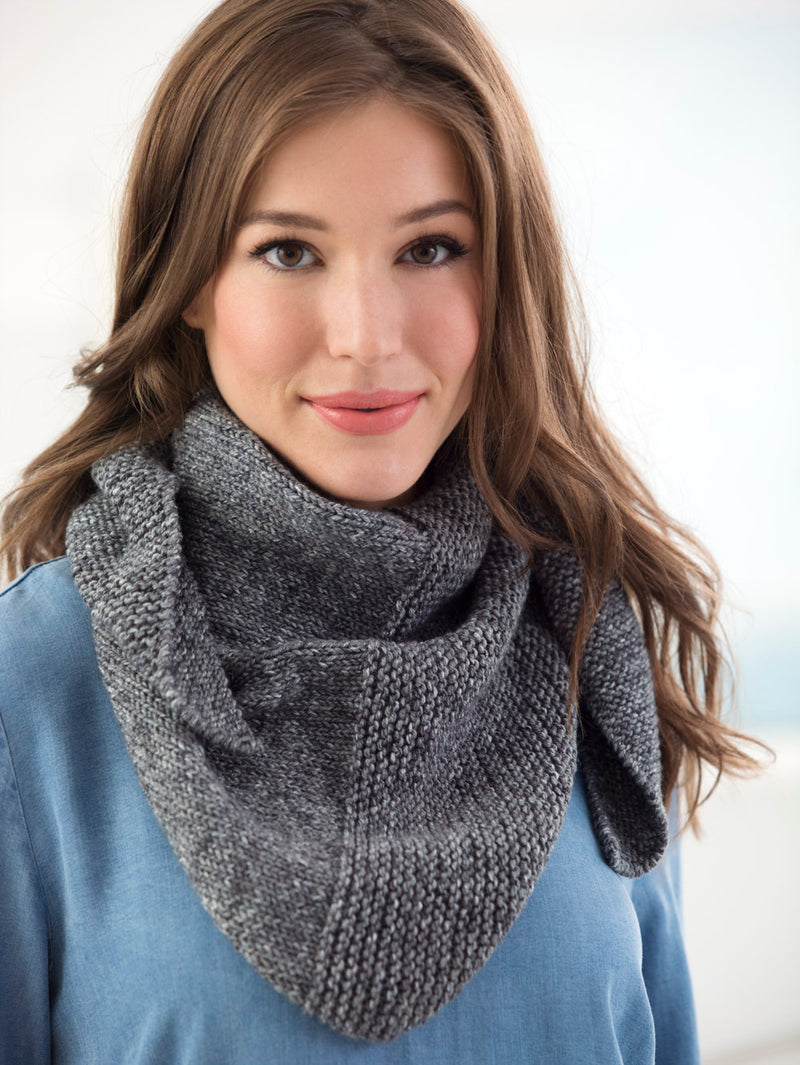 Toulin Scarf (Knit)