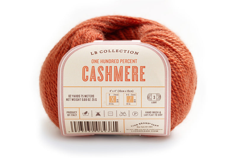 LB Collection® Cashmere Yarn