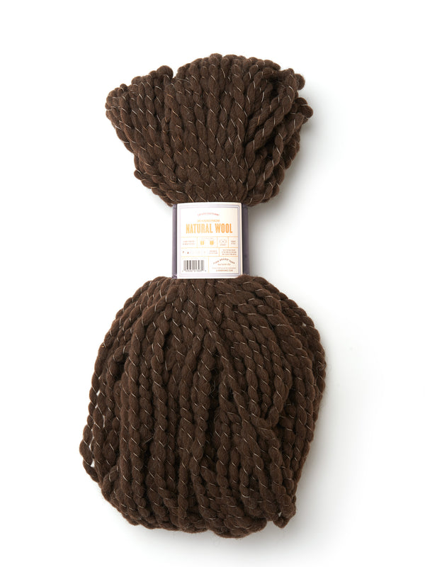 LB Collection® Natural Wool Yarn