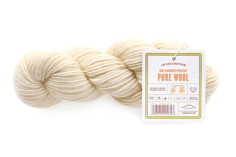 LB Collection® Pure Wool Yarn