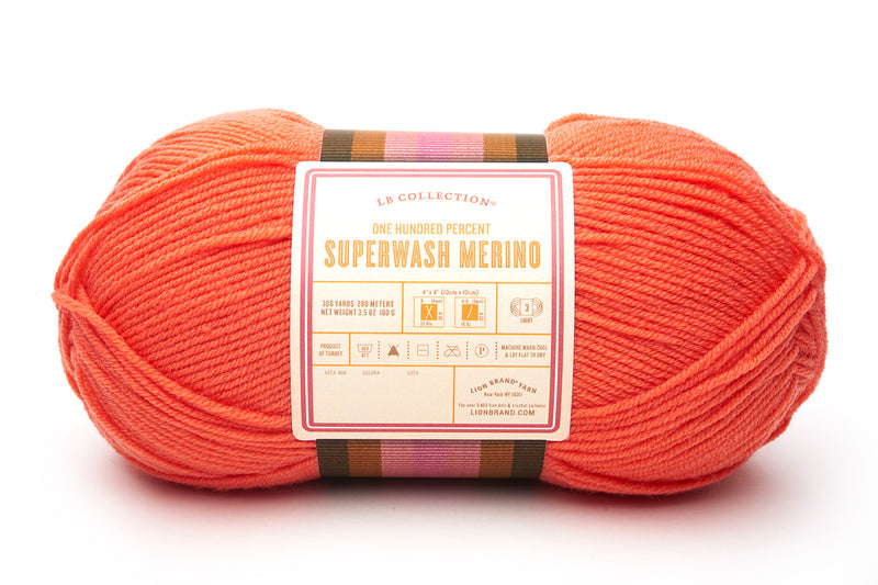 LB Collection® Superwash Merino Yarn
