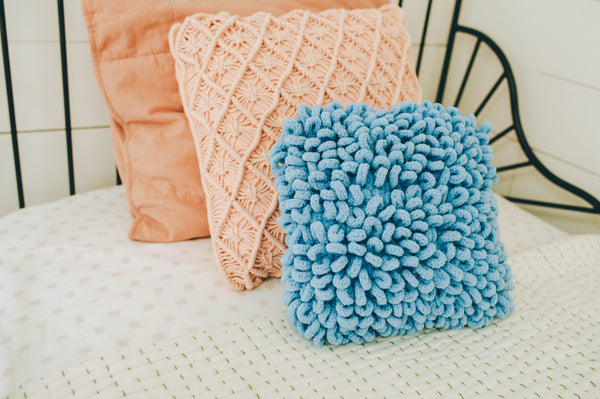 Glam Loop Pillow