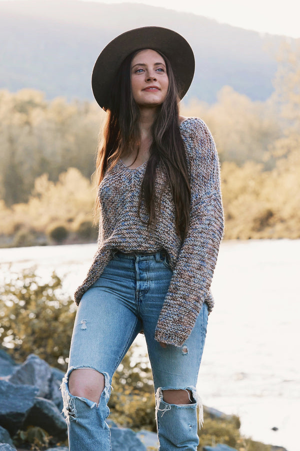 Knit Kit - Magic Hour Sweater