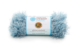 Martha Stewart Crafts® Glitter Eyelash Yarn - Discontinued