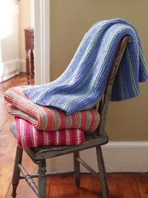 Free Pattern Blue Lagoon Blanket Pattern