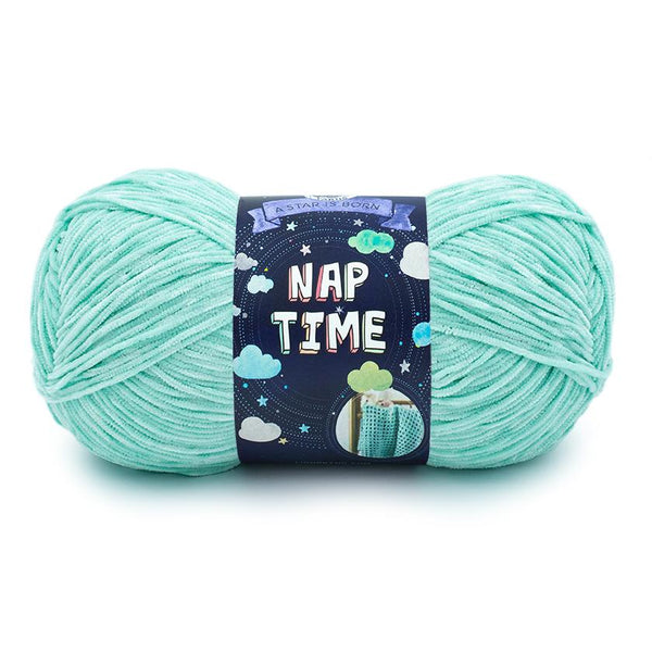 A Star is Born: Naptime Yarn