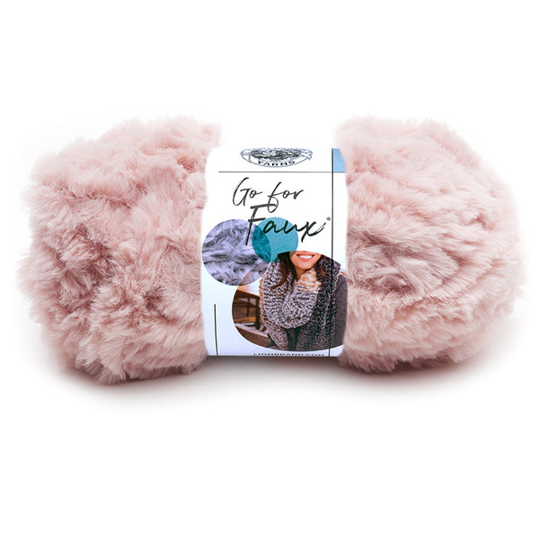 Go For Faux® Yarn