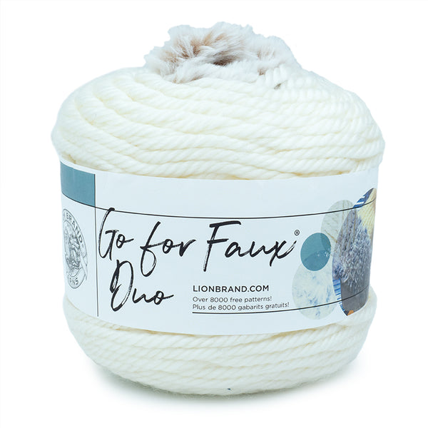 Go For Faux™ Duo Yarn