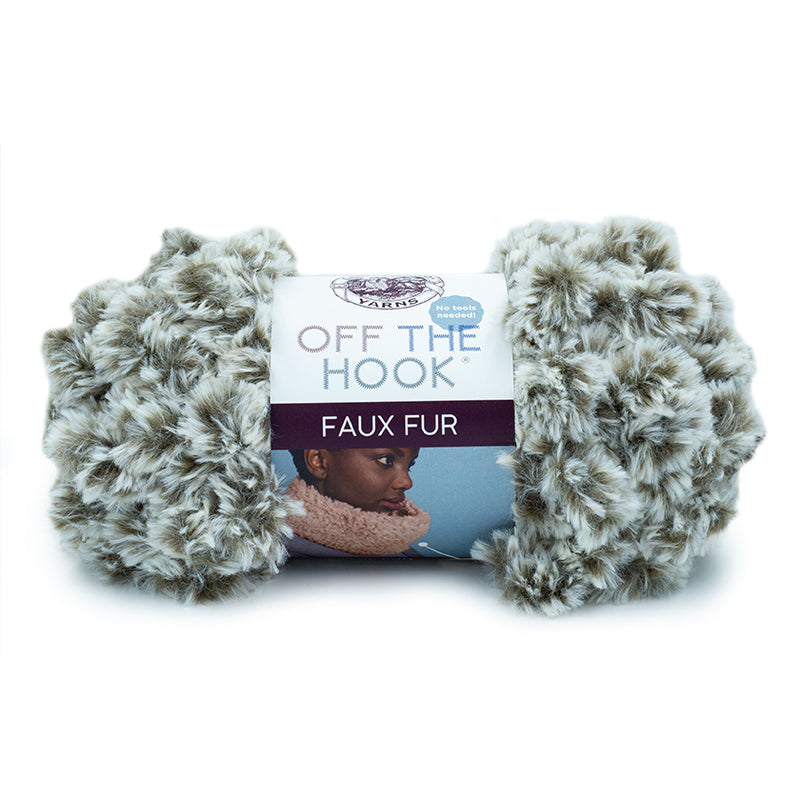 Off The Hook Faux Fur Yarn