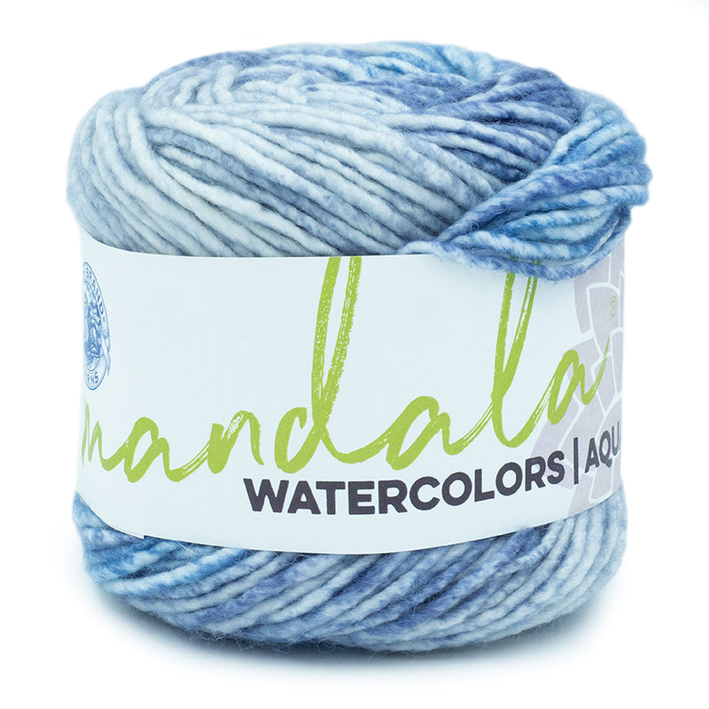 Mandala® Watercolor Yarn