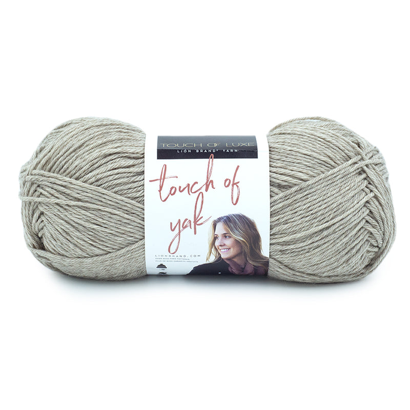 Touch of Yak Yarn