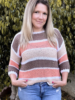 Knit Kit - Somerton Sweater