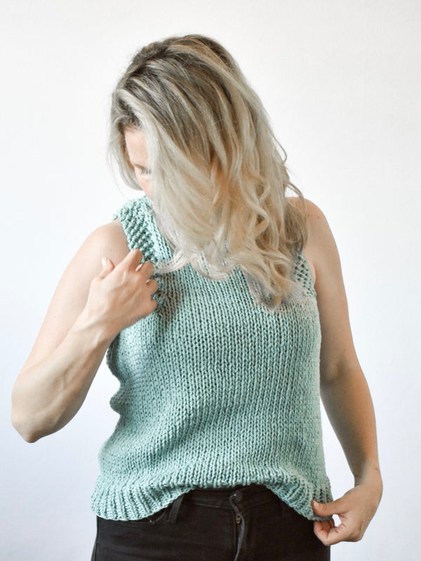 Knit Kit - Summer Tea Tank
