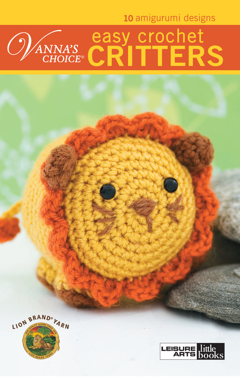 Vanna's Choice: Easy Crochet Critters