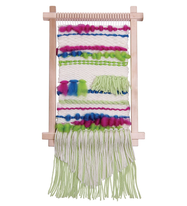 Weaving Frame Small - 35 x 25cm / 13.75 x 9.75""