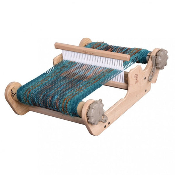 "Sampleit Loom 25cm / 10"" With Built-In Second Heddle Kit"