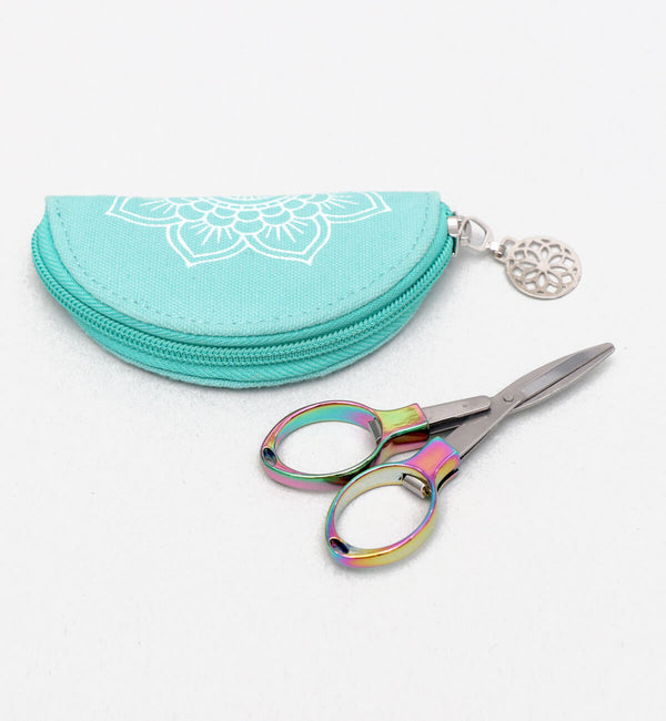 Knitter's Pride Rainbow Folding Scissors