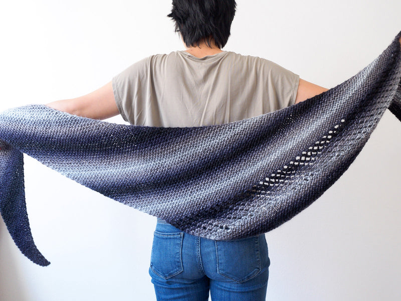 Knit Kit - New Paths Shawl