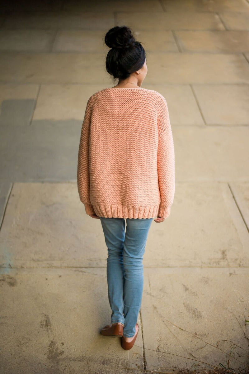 Knit Kit - Downtown Cardigan