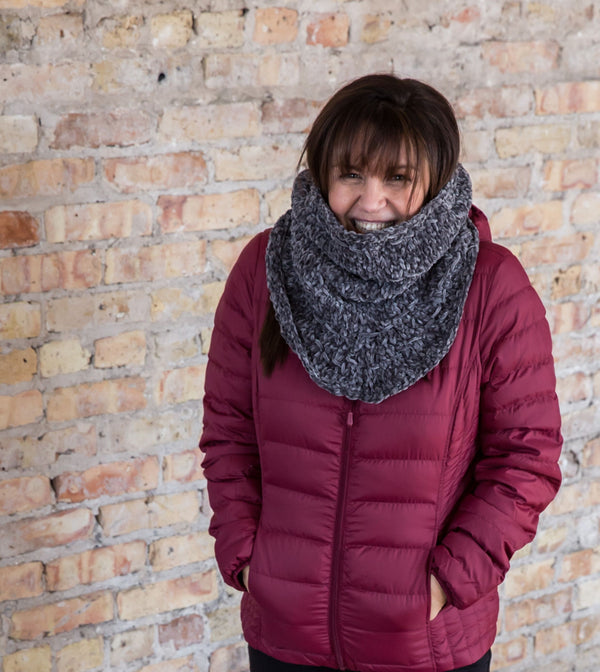 Knit Kit - Denver Cowl