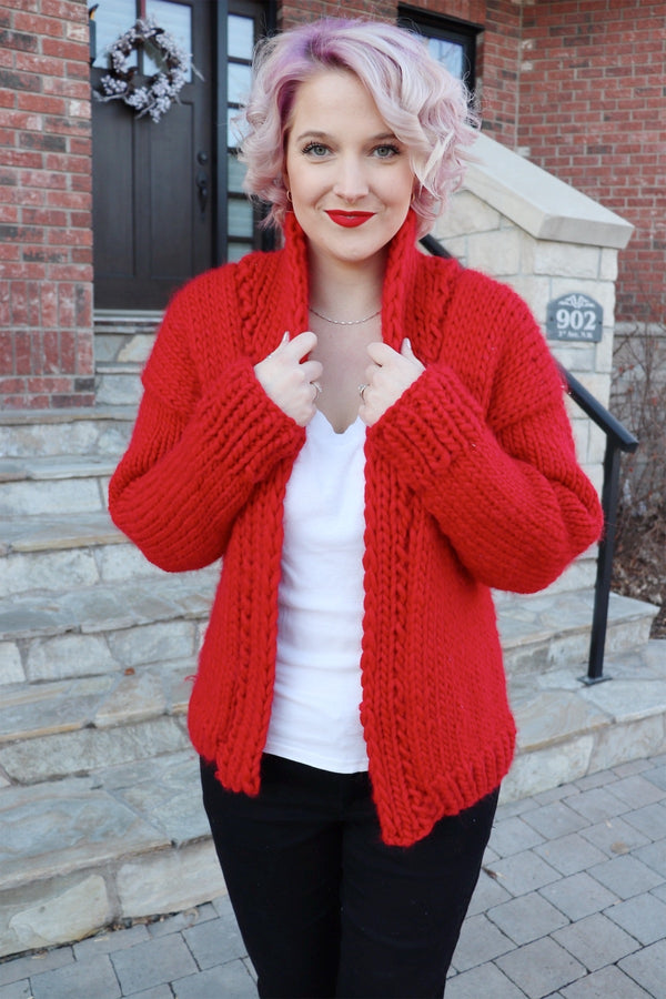 Knit Kit - Mr. Rogers Cardi