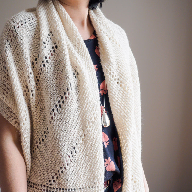 Knit Kit - Berkshire Wrap