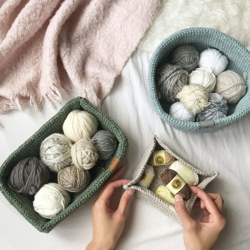 Crochet Kit - Carry All Trays