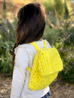 Knit Kit - Bexley Backpack