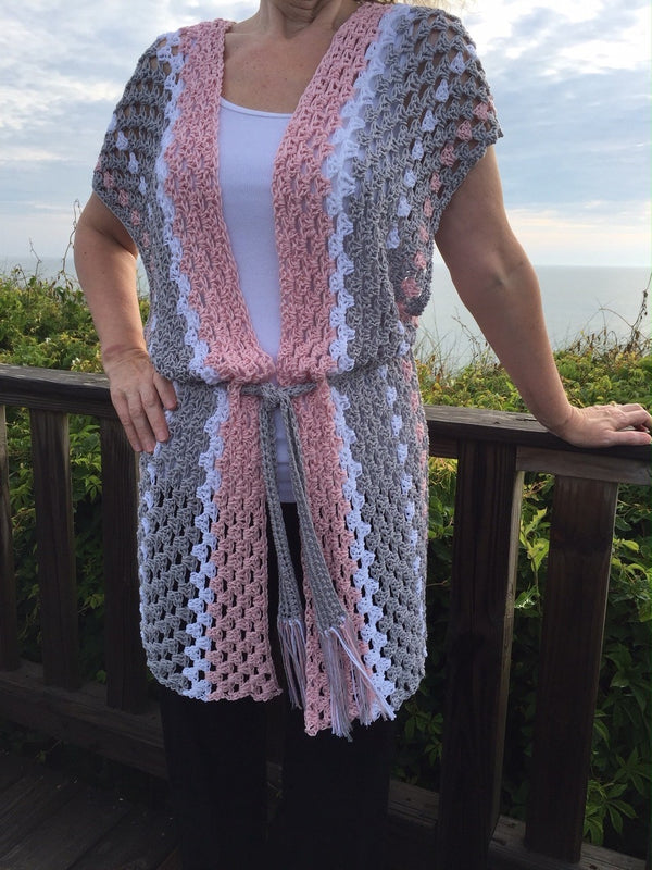 Crochet Kit - Chloe Vest